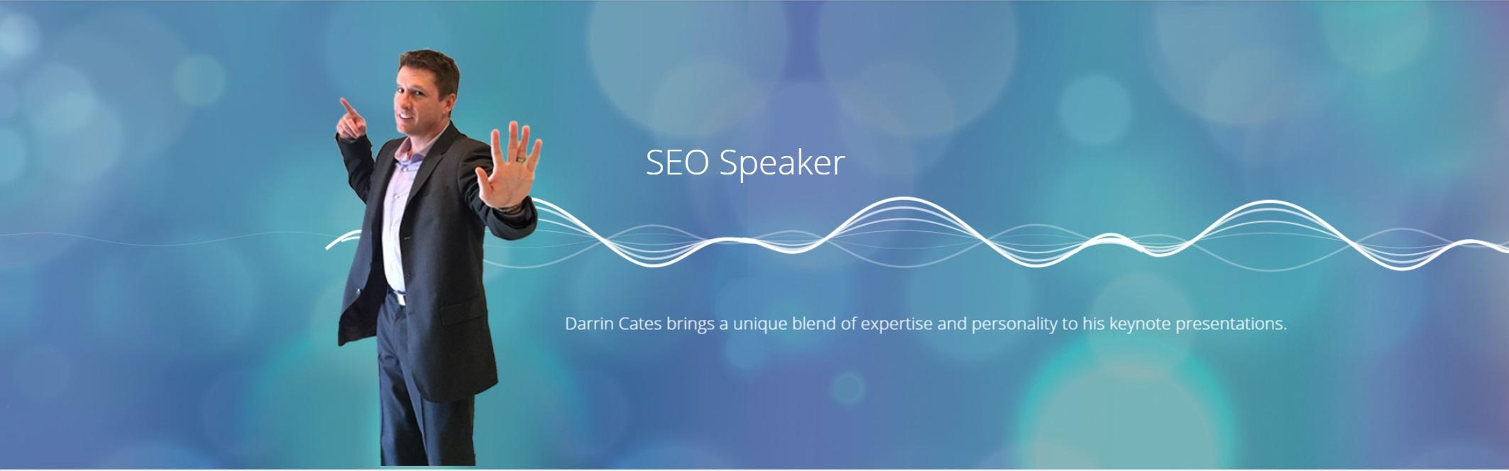 SEO Speaker